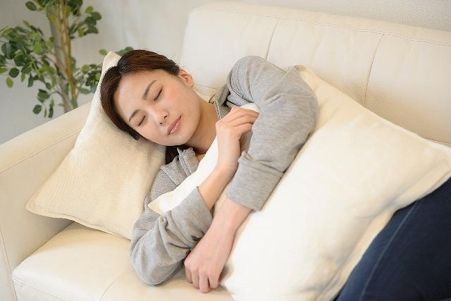 睡眠時無呼吸症のセルフチェック