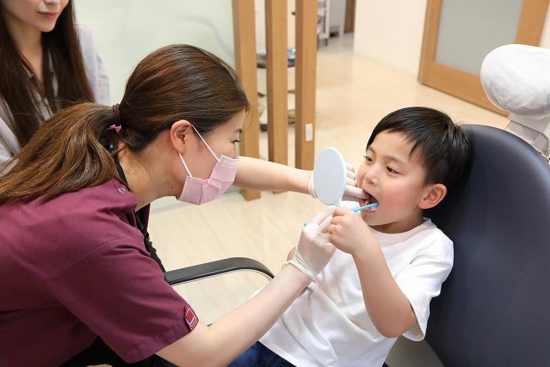 小児歯科に安心して通っていただくため