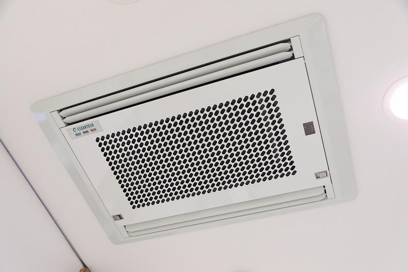高性能医療用空気清浄機