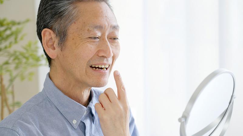 歯を失ったときの治療法は3種類