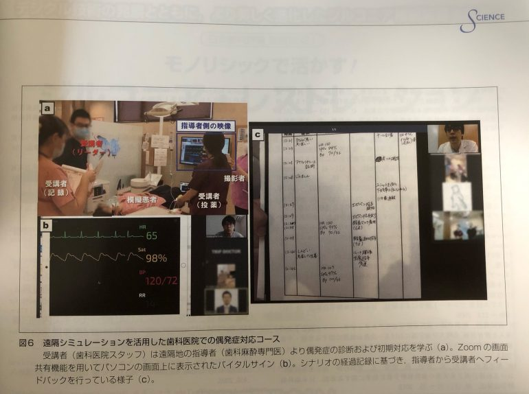 日本歯科医師会雑誌に掲載されました
